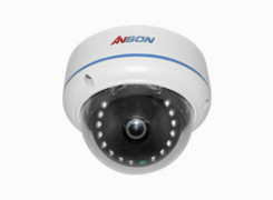 Dome HD CVI Camera / Analog AX-200VDA-CVI