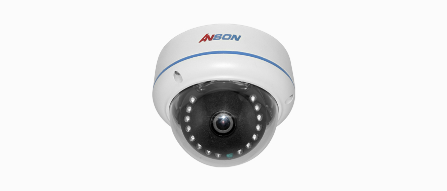 Full Color Starlight dome camera AX-F200VDB-IP