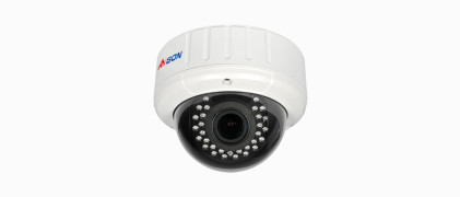 4.0 MP Vandal proof dome camera/AX-A400VCA-IP