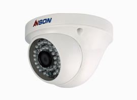 dome hd ahd analog camera
