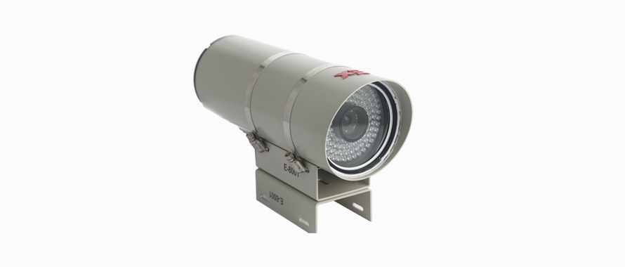 oil gas inductry explosion proof Stainless steel camera manufacturer