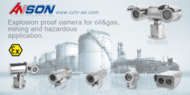 Hikvision explosion proof camera manufacturer china