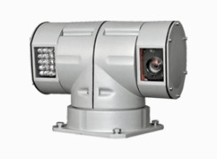 Vehicle PTZ Camera / AX-200PIV-IP
