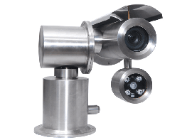 Explosion Proof IR PTZ Camera