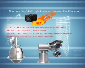 china explosion proof camera housing