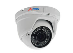 AHD 2.0MP F22 Vandal Dome Camera/AX-F200VLBD-AHD