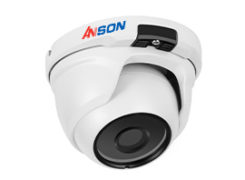 AHD 2.0MP F22 Vandal Dome Camera/AX-F200VLB-AHD