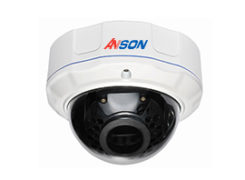 AHD 2.0MP  Motorized lens Vandal Dome Camera/AX-M200VAA-AHD