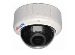 IP 4.0MP Motorized lens H.265 Vandal Dome Camera/AX-M400VCA-IP